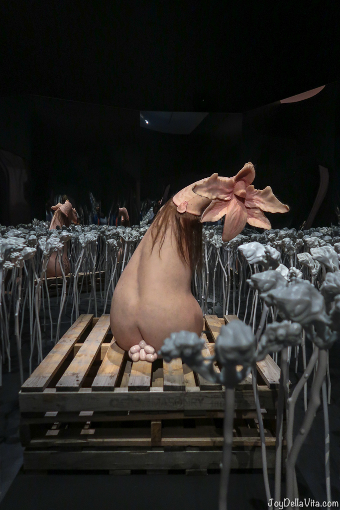 Patricia PICCININI Meadow 2017 HYPER REAL National Gallery of Australia Canberra