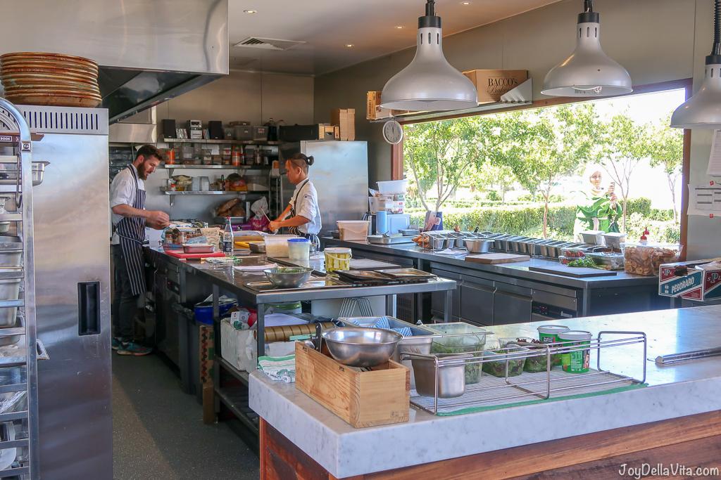 Kitchen Pialligo Estate Canberra