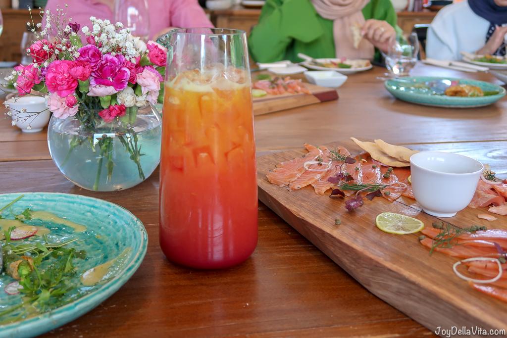 Fresh Juice Pialligo Estate Canberra