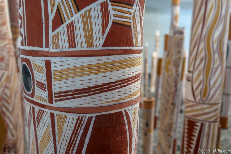 The Aboriginal Memorial National Gallery of Australia Canberra