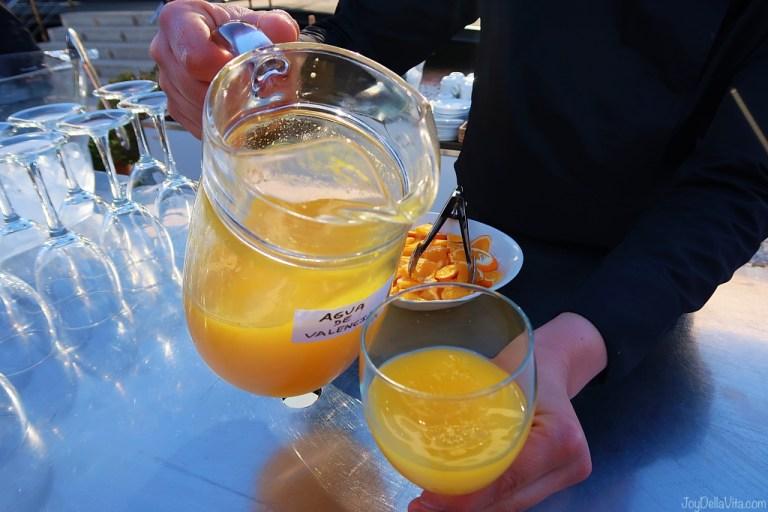 Recipe: Agua de Valencia (best with fresh oranges!)