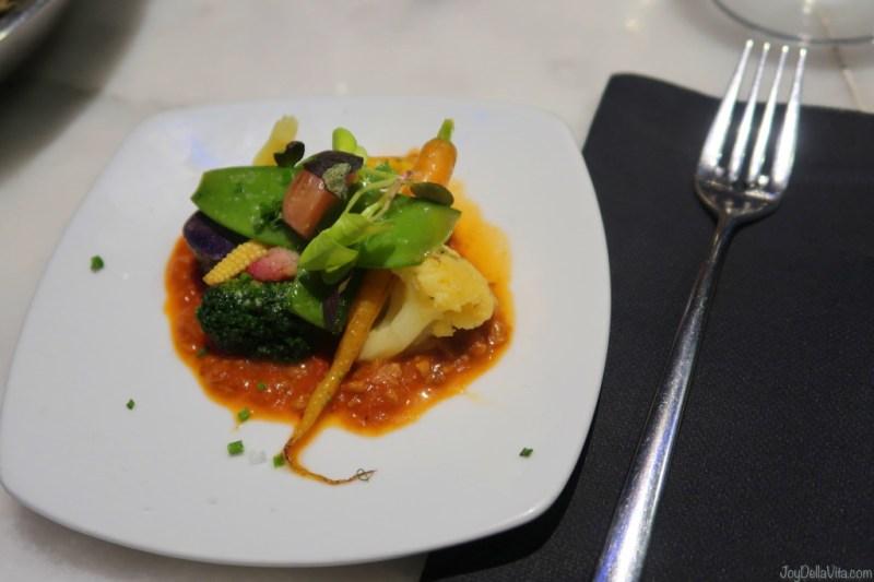 Vegetarian Tapas Pinchos KATA4 oyster bar Donostia San Sebastian