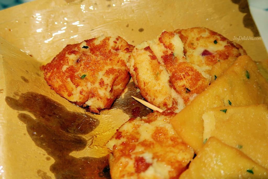 Sicilian Crocchette Palermo Rasca