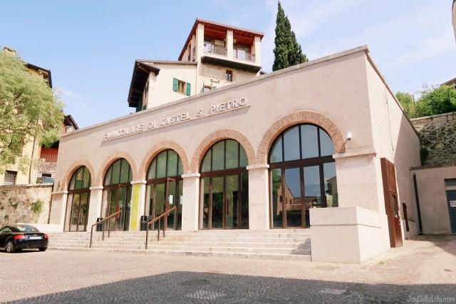Veronetta station - Funicolare di Verona