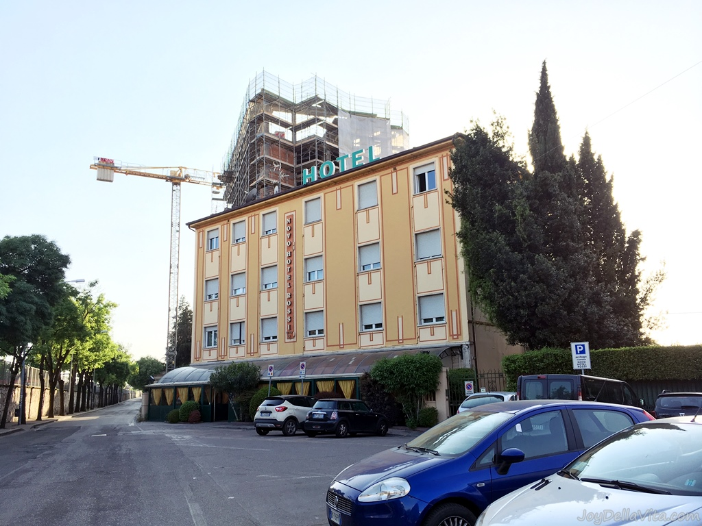 Novo Hotel Rossi Verona City Centre Train Station Review Experience