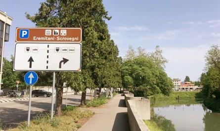 Where to park your car padua padova parcheggio centro