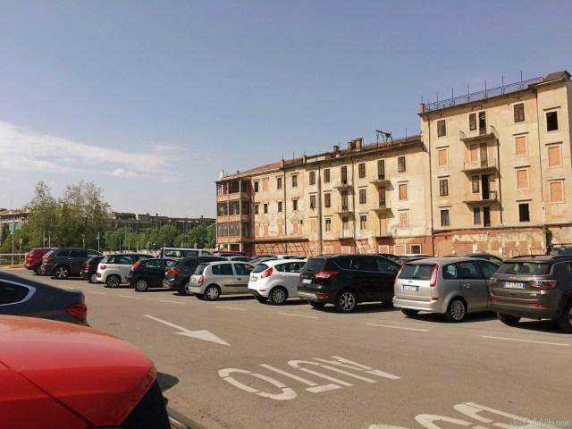 Parking Piazzale Boschetti Padua Padova