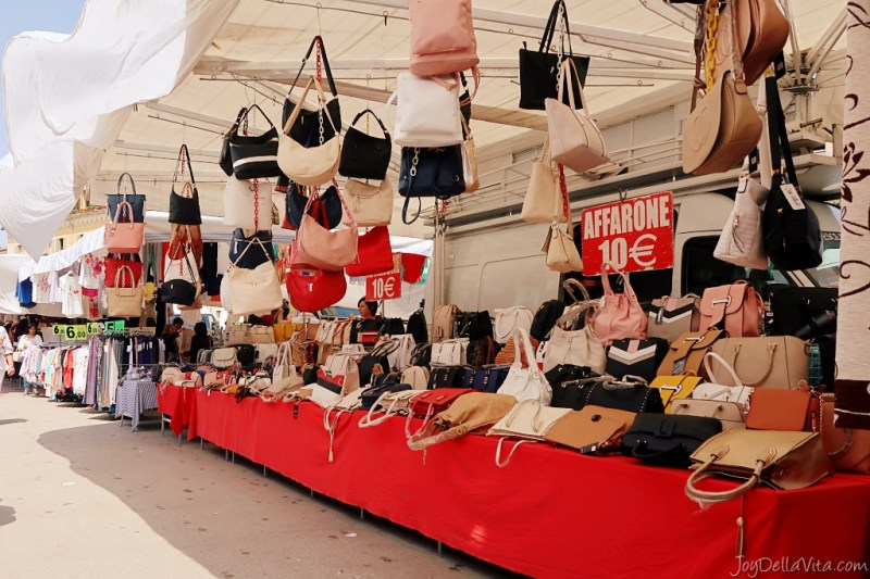 When is market day in Padua     Prato della Valle weekly market in ... 655f18a1c95