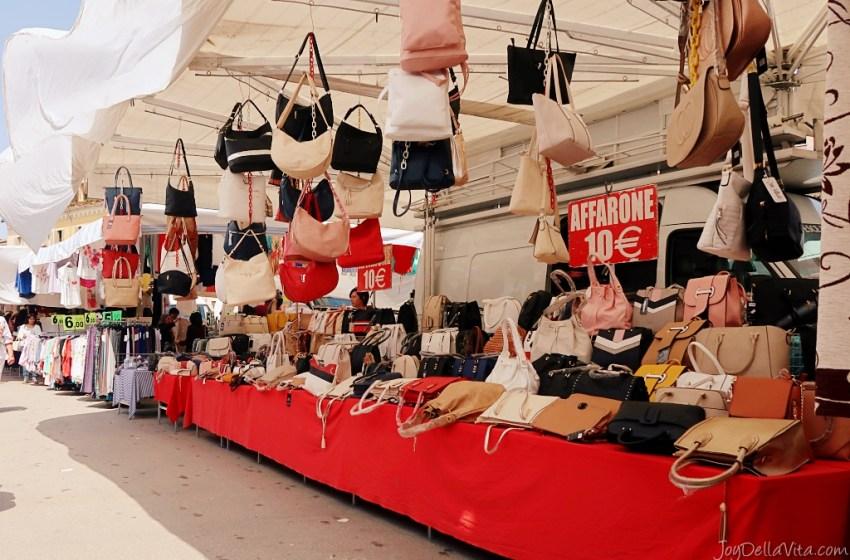 Prato della Valle market day padua mercato padova