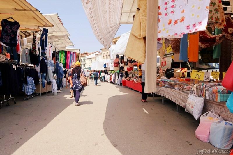 Prato della Valle market day padua mercato padova_