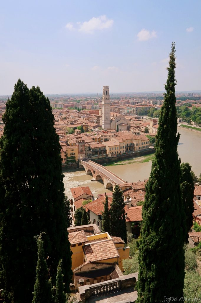 """Best photo locations in Verona / """"places with a view"""""""