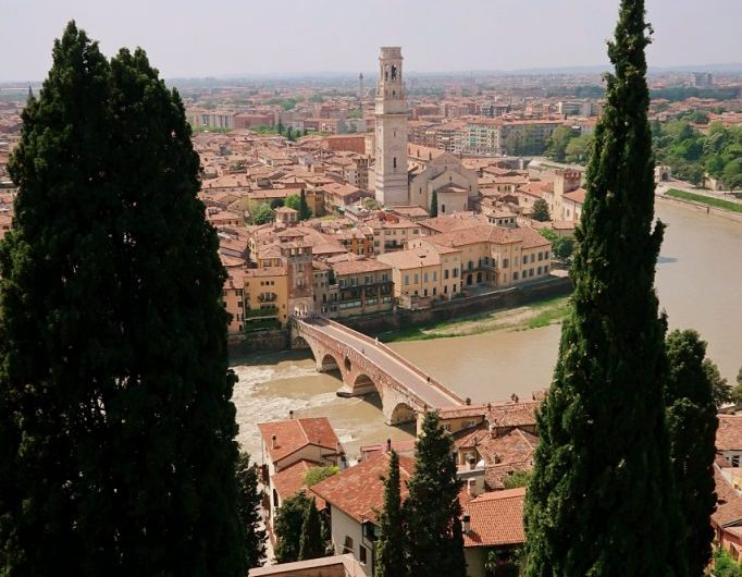 "Best photo locations in Verona / ""places with a view"""