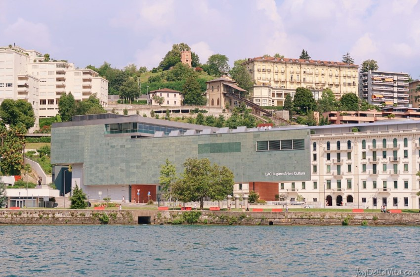 Overview of all the Art Galleries and Art Museums in Lugano