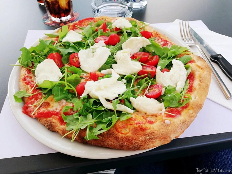 Bufalina Pizza Lugano Paradiso Golfo Restaurant