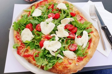 Pizza Lugano Paradiso Golfo Restaurant