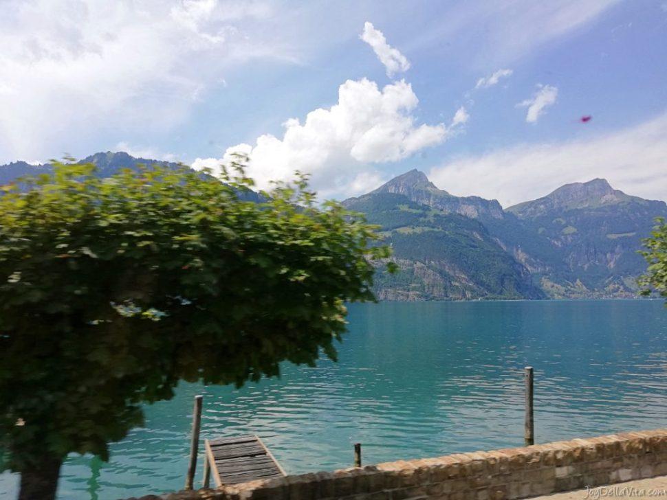 SBB EuroCity Zurich Lugano Review Travel Blog JoyDellaVita