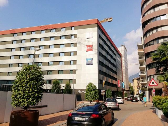 Hotel Ibis Lugano Via Geretta 10, 6900 Paradiso, Lugano