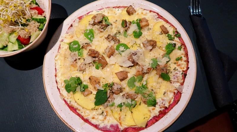 Pink Pizza Hamburg Restaurant Rock Our Kitchen ROK