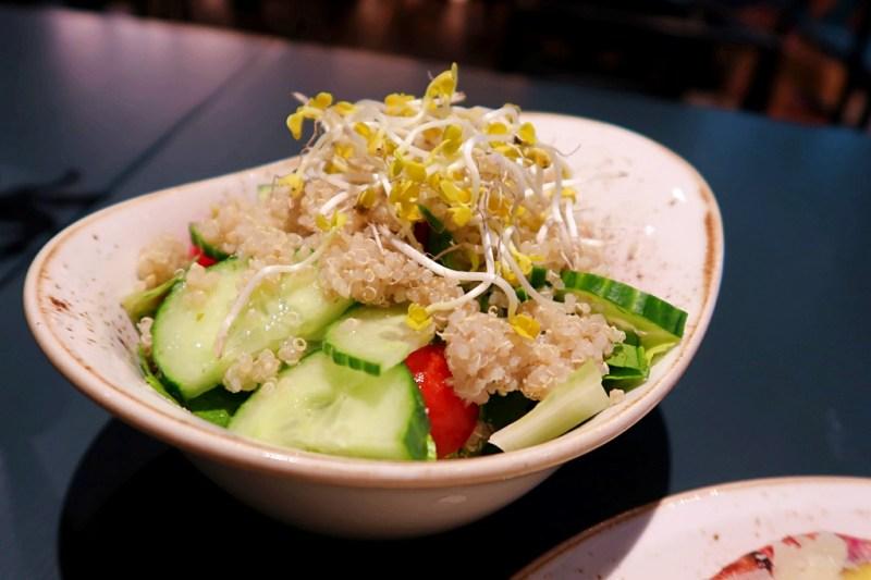 small side salad in hamburg