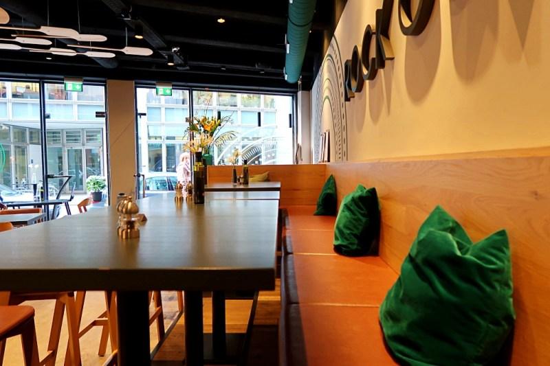 Hamburg Restaurant Rock Our Kitchen ROK