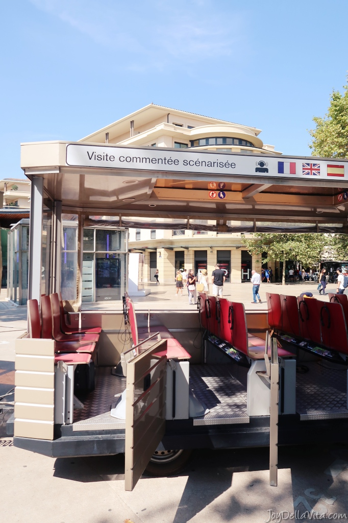 City Train Aix en Provence