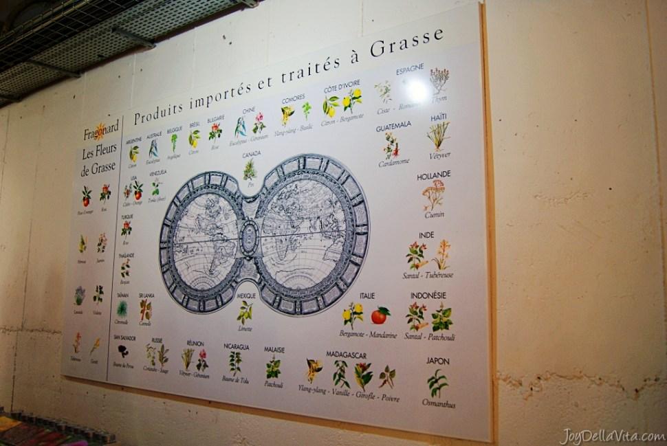 Fragonard Perfumery - The Èze factory french travel blog