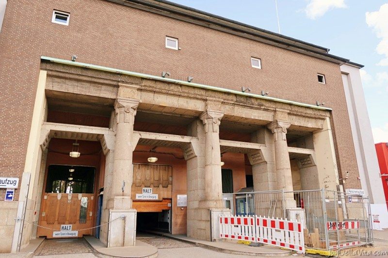 St. Pauli Elbtunnel (Südportal)