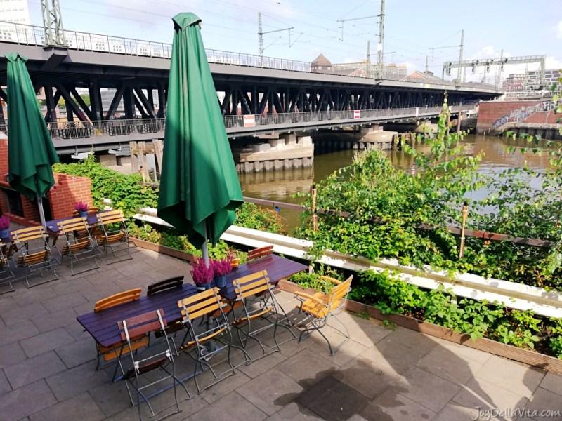 Oberhafen Kantine Hamburg