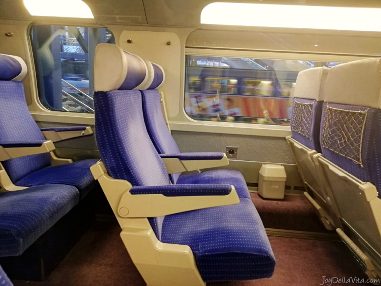 TGV 2nd Class Review – Nice to Aix-en-Provence