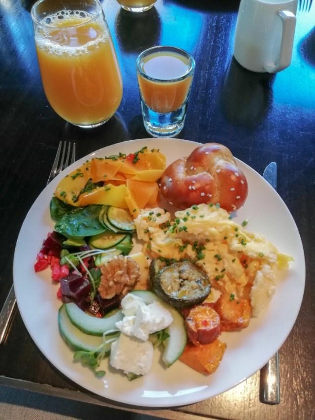 Breakfast at moriki / Roomers Baden-Baden
