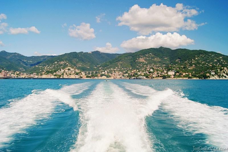boat portofino rapallo