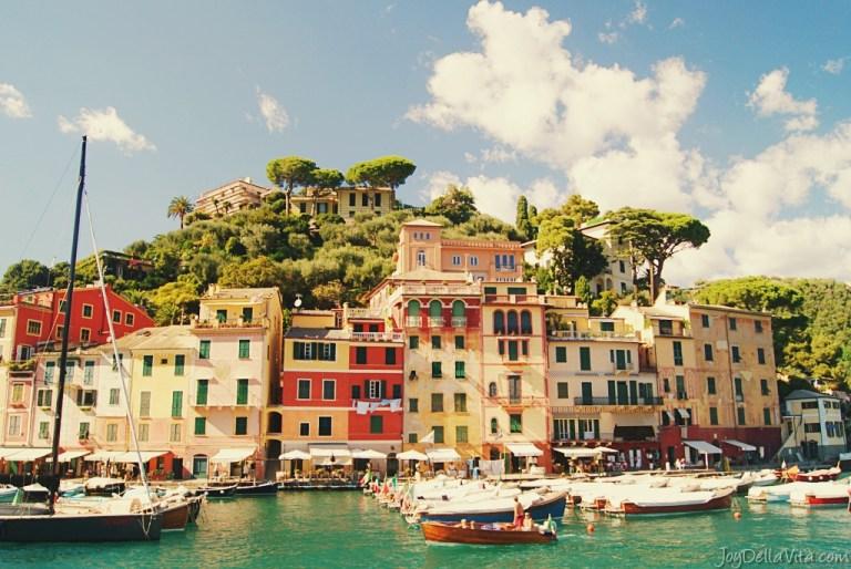 Travel Diary: Portofino Day Trip in off-season
