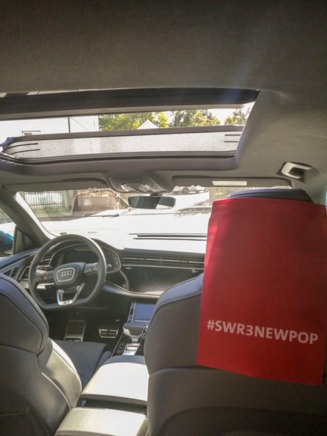 SWR3 New Pop 2018 JoyDellaVita Baden-Baden Audi q8
