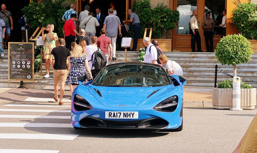The best locations for Carspotting in Monaco / where to find all the chic, fast and expensive cars in Monte Carlo