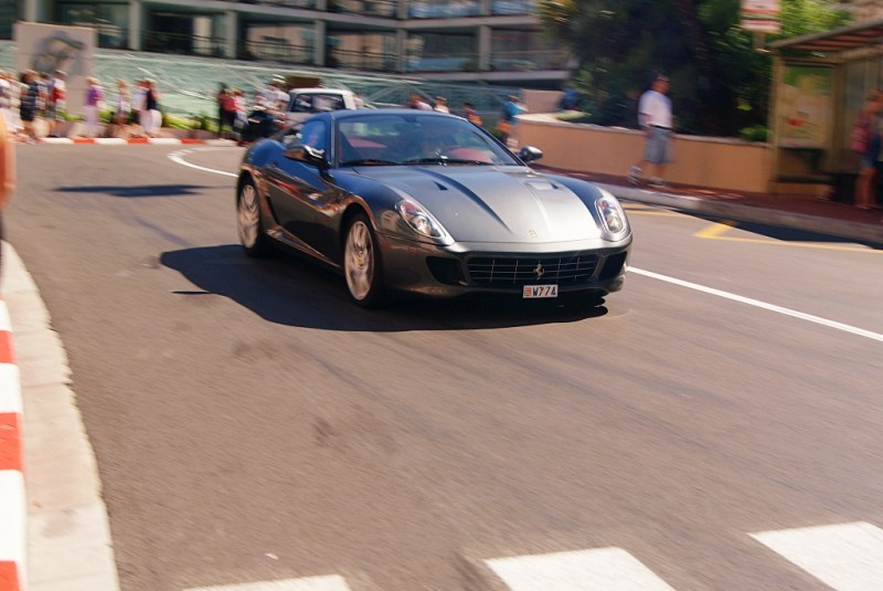 Carspotting Monaco Fairmont french travel blog