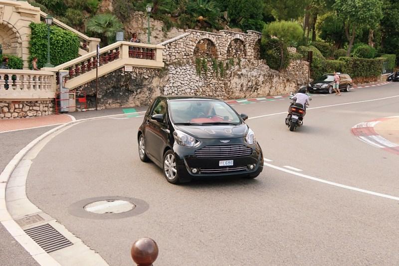 Carspotting Monaco Fairmont french travel blog
