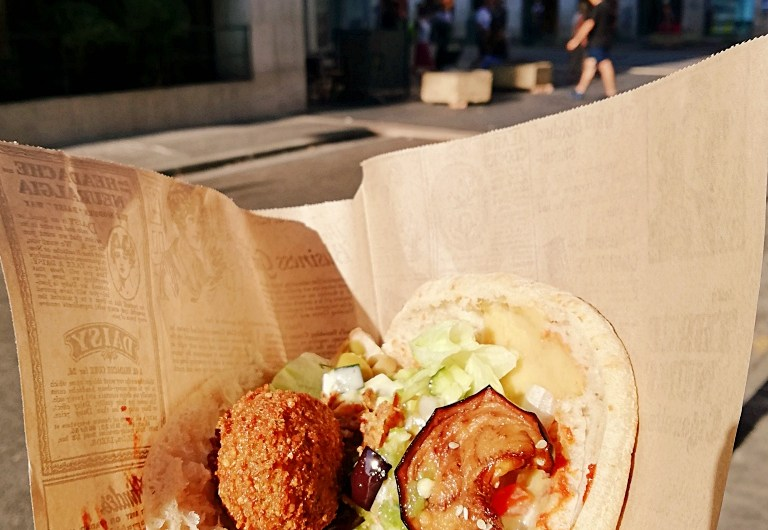 The best Falafel in Nice – Nice Falafel Shop