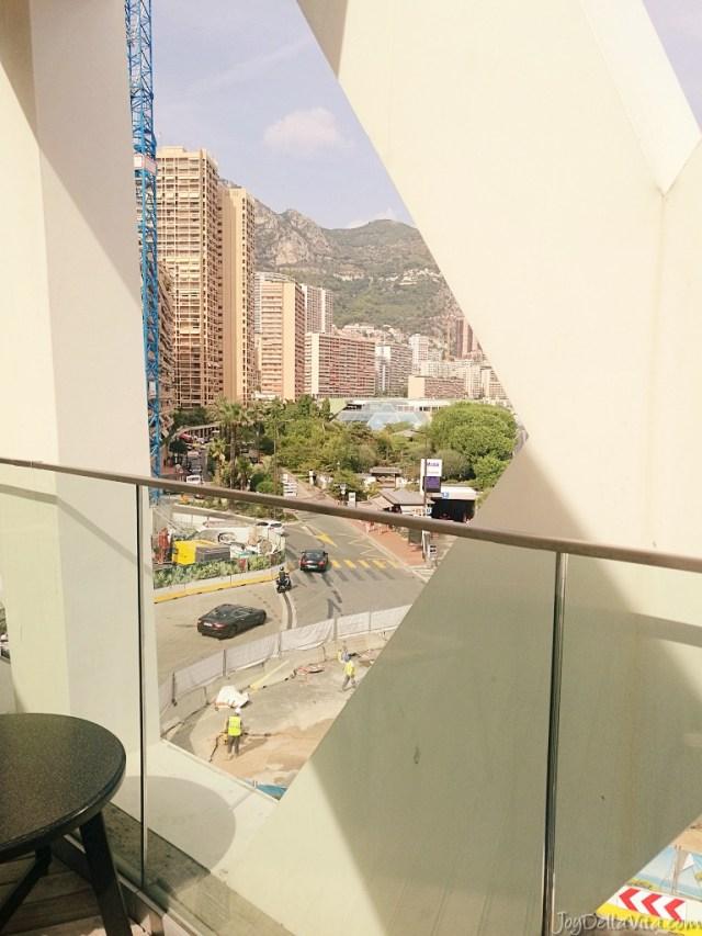 starbucks monaco fairmont with a view