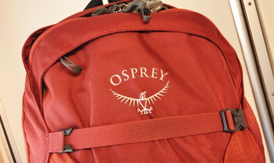 First impression: Osprey Farpoint 40 travel backpack