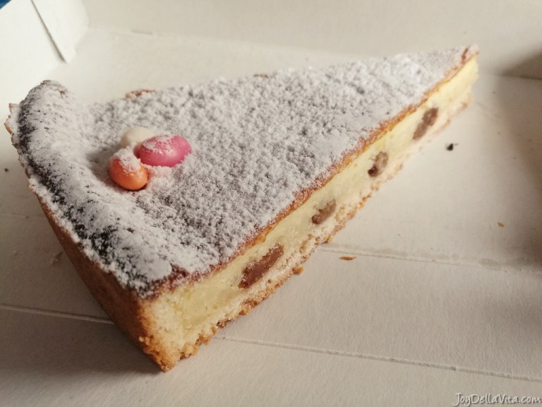Swiss Easter cake recipe – Schweizer Osterkuchen