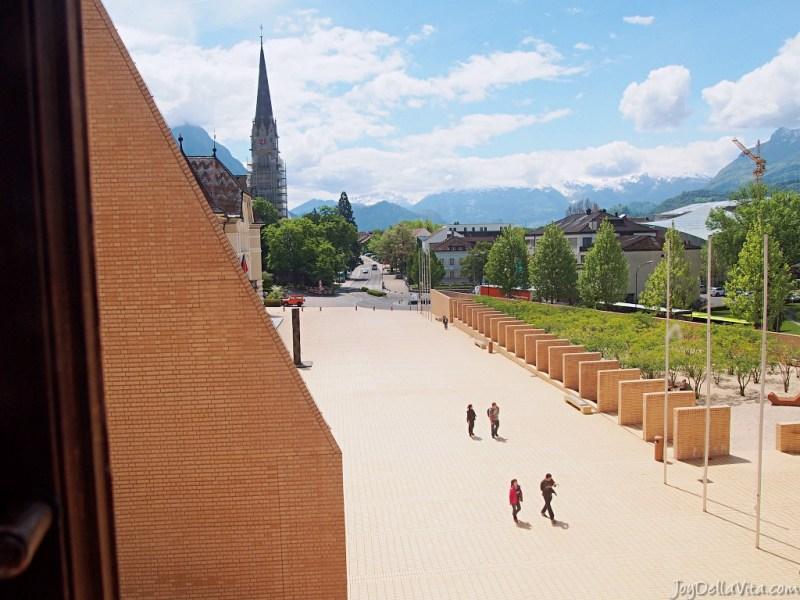 Liechtenstein National Museum Vaduz