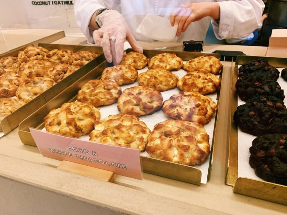 Crème London Cookies