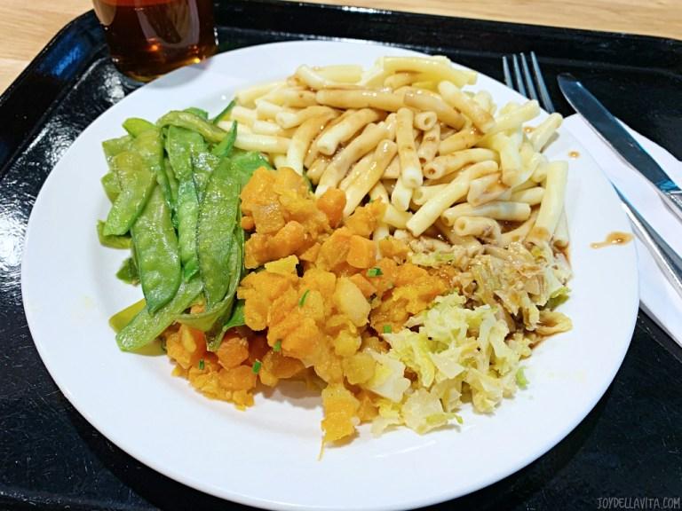 Lunch at coop Restaurant in Landquart
