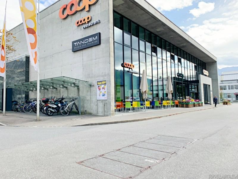 coop restaurant landquart