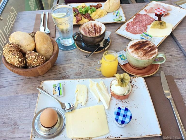 Brunch / all-day breakfast at QMUH Ravensburg