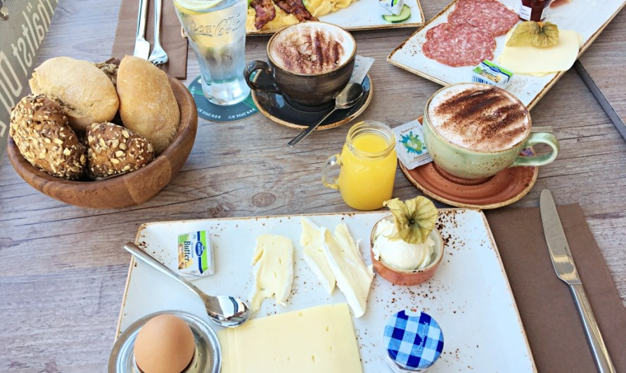 Brunch / all-day breakfast at QMUH Ravensburg