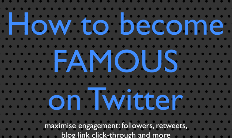 How to generate organic engagement on Twitter (retweet, like & Followers)