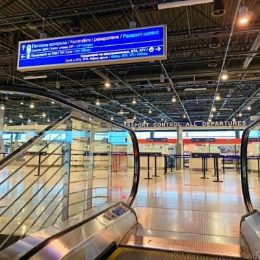 skopje passport control airport visa