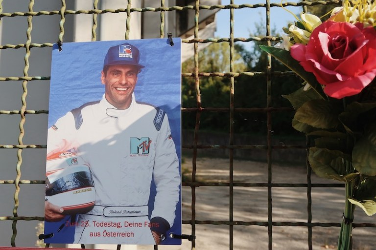 Movie about the life and death of Formula 1 driver Roland Ratzenberger