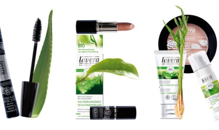 Laverana sustainable beauty brand climate neutral